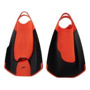(sizes 36-37, 3-4, Black/Red) Speedo Fastskin Kick Fin For Diving And Snorkeling