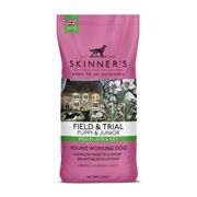Skinner's Field and Trial Lamb and Rice Puppy Food - Dry - 15kg Bag