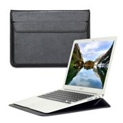 "Sleeve for 15"""" - 15,6"""" Ultrabooks - Artificial leather, black Case"