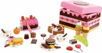 Small Foot Box wooden sweets