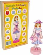 Small Foot changing magnetic doll Magda