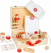 Small Foot children's doctor case