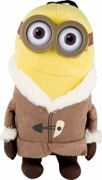 Small Foot stuffed animal mimon Kevin on an expedition