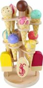 Small Foot wooden ice cream stand