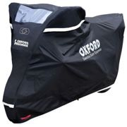 Oxford Stormex Motorcycle Cover, black, size S