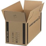 Smartbox Pro Postal Boxes 350 (W) x 360 (D) x 660 (H)mm Brown Pack of 10