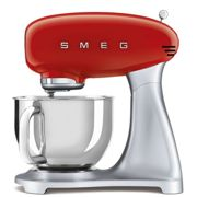 Smeg SMF02RDUK 50s Style Stand Mixer Red
