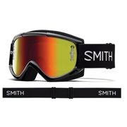 Smith Fuel V1 Max M Mirror Red Mirror Black