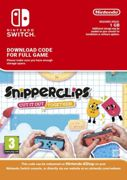 Snipperclips: Cut it out - together [Nintendo Switch]