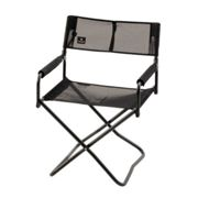 Snow Peak   Mesh FD Chair   Camp Chair   Black   WildBounds One Size