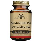 Solgar-Magnesium-with-Vitamin-B6-100-Tablets