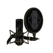 Sontronics STC-3X Pack Condenser Microphone with Accessories, Black