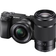 Sony A6100 Double Lens Kit (ILCE6100YB)