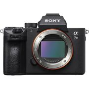 Sony Alpha A7 Mark III Body Only, (ILCE7M3B)