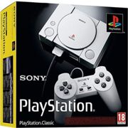 Sony PlayStation Classic, Boxed