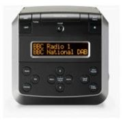 Roberts Sound48 DAB/DAB+/FM/CD Bluetooth Clock Radio Black