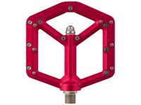 Spank Spike Reboot Flat Pedal Red, Size One Size - Unisex Cycling Accessory, Color RED