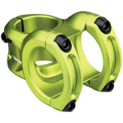Spank Spoon 350 Stem Green, Size 35 mm - Unisex Cycling Accessory, Color Green