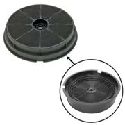 Spares2go Carbon Charcoal Vent Filter for CDA Cooker Extractor Hood