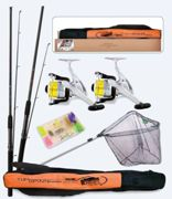Spinning Lineaeffe Vigor Top Spin Fishing Pack