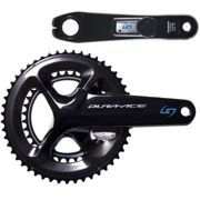 Stages Cycling Power LR Powermeter Crank Set for Shimano Dura-Ace R9100 50/34 Teeth 175mm 2020 Power Meters