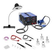 Stamos Soldering Soldering Station - 800 W - 4 LED - with Lamp S-LS-22