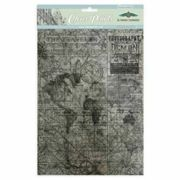 Stamperia Acetate film with print 21X29, 7Cm (6pcs), , Papers, Special, Scrapbooking