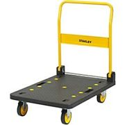 Stanley Platform Trolley SXWTC-PC509 PP, Nylon Yellow 61 x 90 x 94 cm