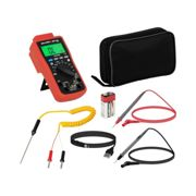 Steinberg Systems Digital Multimeter - 6,000 counts - temperature reading - True RMS - USB SBS-DMB-1000TR