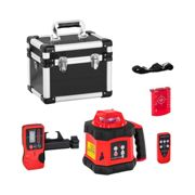 Steinberg Systems Rotary Laser Level - red - Ø 300 m - self-levelling SBS-RL-300