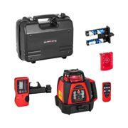 Steinberg Systems Rotary Laser Level - red - Ø 500 m - self-levelling SBS-RL-500R