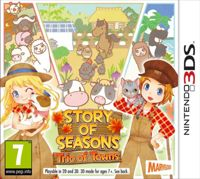 Story of Seasons: Trio of Towns [Nintendo 3DS]