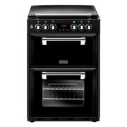 Stoves 444444723 Richmond 60cm Dual Fuel Mini Range Cooker - Black