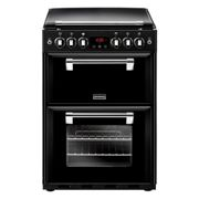 Stoves 444444726 Richmond 60cm Gas Mini Range Cooker - Black