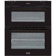 Stoves SGB700PSBLK Built Under Gas Double Oven in Black