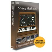 String Machines CODE Software Synthesizer