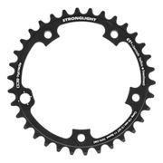 Stronglight Ct2 110 Bcd Adaptable Campagnolo Chainring 34t Black