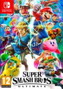 Super Smash Bros. Ultimate Switch - Instant Download