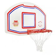 Sure Shot 506 EB Basketball Backboard & Ring - Indoor & Outdoor Use 112x71cm