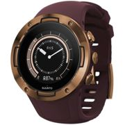 SUUNTO 5 Burgundy Copper - Cardio GPS watch - Red - size Unique