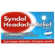 Syndol Headache Relief Tablets 30