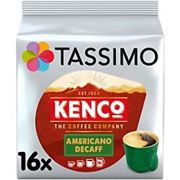 Tassimo Kenco Coffee Pods Pack of 16 of 104 g