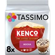 Tassimo Mocha Coffee Pods 8 Pieces of 208 g