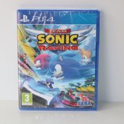 TEAM SONIC RACING - SONY PS4 PLAYSTATION 4 GAME