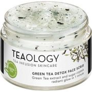 Teaology Skin care Facial care Green Tea Detox Face Scrub 50 ml
