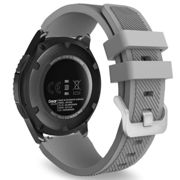 Tech Protect SMOOTHBAND Band for Samsung galaxy smartwatch GEAR S3 - GREY