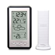 Technoline WS-9130- Digital Weather Station with Radio Controlled Clock timing signal from Frankfurt Germany ( German Model )