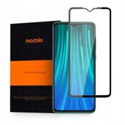 Tempered Glass Fullcover BS MOCOLO TG+3D 0.3MM FULL CURVED 3D για XIAOMI REDMI NOTE 8 PRO - BLACK