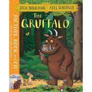 The Gruffalo Children's Book with CD