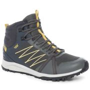 The North Face Litewave Fast Pack Ii Mid Hiking Boots EU 40 1/2 Drk Shadow Grey / Urban Navy
